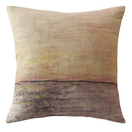 Genevieve Levy Miami Light Cushion 55cm (available to pre-order)