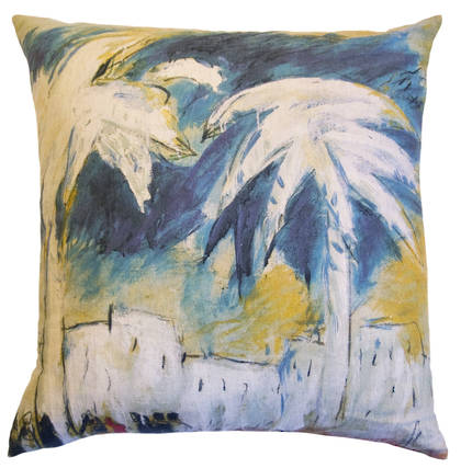 Genevieve Levy Medina Cushion 55cm (available to pre-order)