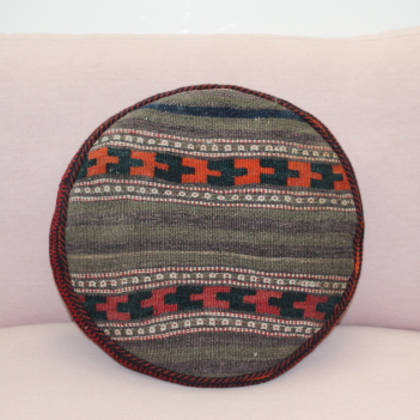 Persian Kilim Rug Cushion (C49)