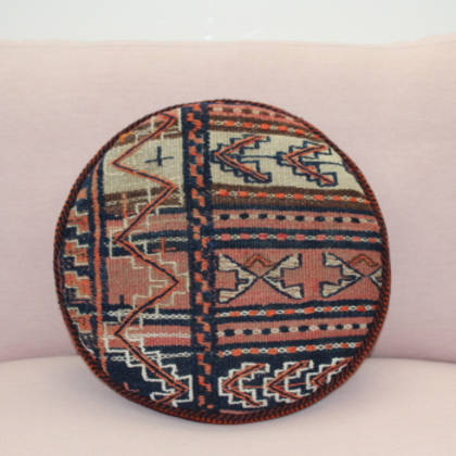 Persian Kilim Rug Cushion (C62)