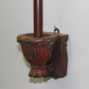 Candle Sconce from India