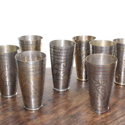 Lassi Cup from India - large