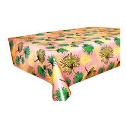 Kitsch Kitchen Oilcloth (140cm wide) - Palm Leaf (out of stock)