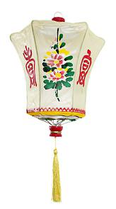 Chinese Lantern in Yellow - Medium