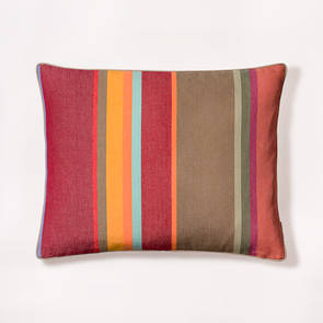 French Stripe Collioure Rouge 40x50cm