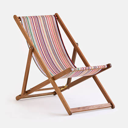 Deckchair Tom Multi Acrylic (out of stock)