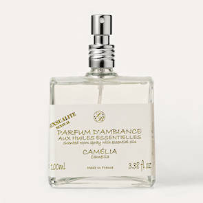 Savonnerie de Bormes Room Spray with essential oils - Camelia (sold out)