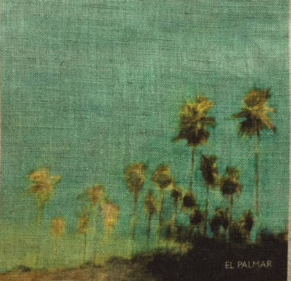 Maison Levy Take Home Art - El Palmar (size 150x130cm) (available to order)