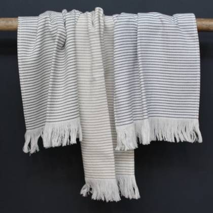 Portuguese 100% Cotton Hand Towel - 3 colourways