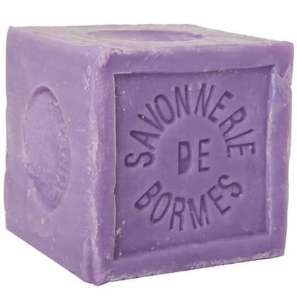 Savonnerie de Bormes Lavender Soap - 2 x 300g cubes (out of stock)