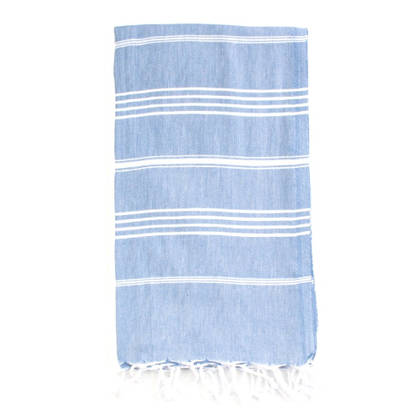 Turkish Towel  Classic - Denim